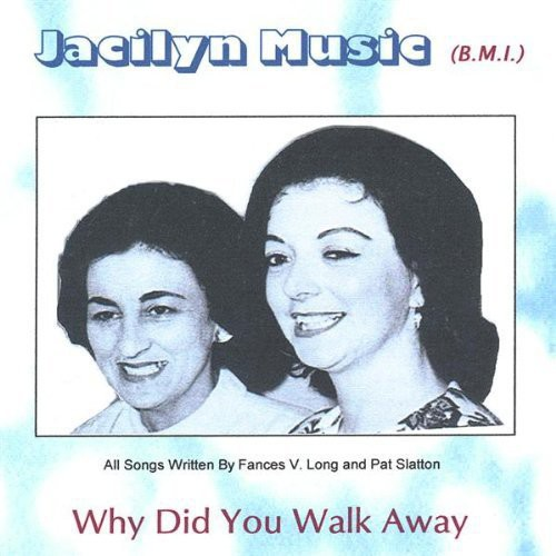 Why Did You Walk Away