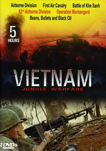 Vietnam; Jungle Warfare