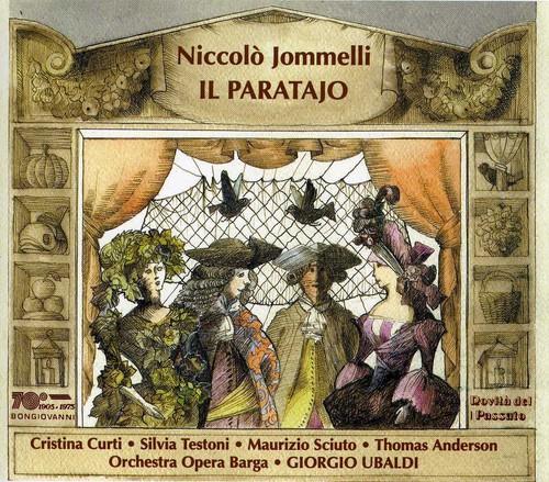 Il Paratajo (Intermezzo in 2 Acts)