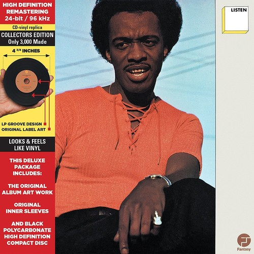 Listen (Deluxe CD-Vinyl Replica Cardboard Jacket)