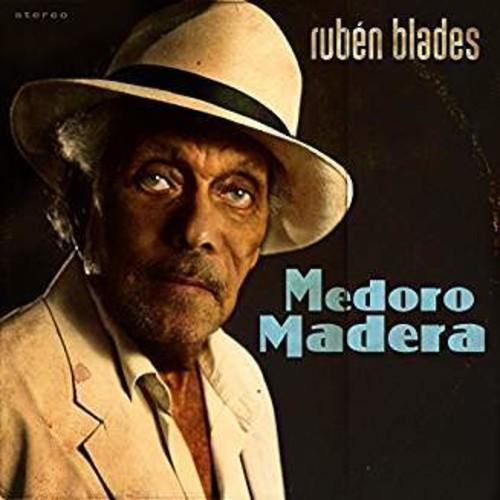 Ruben Blades - Medoro Madera (Dig)