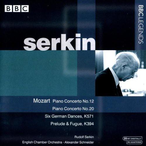 Piano Concertos /  Six German Dances /  Fantasia