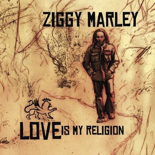 Ziggy Marley - Love Is My Religion [LP]