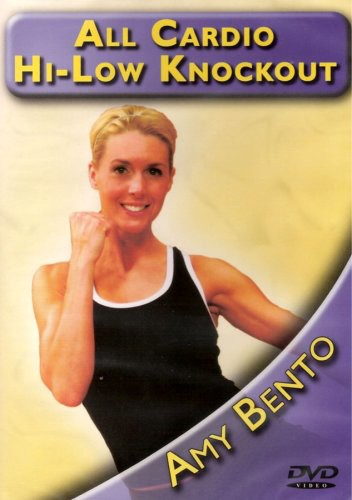 All Cardio Hi-Low Knockout Workout With Amy Bento