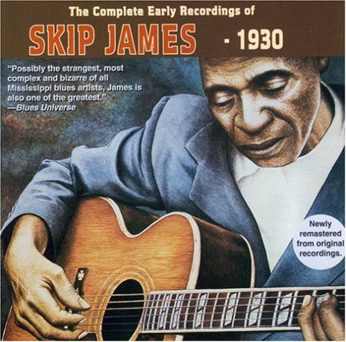 Skip James - Complete Early Recordings