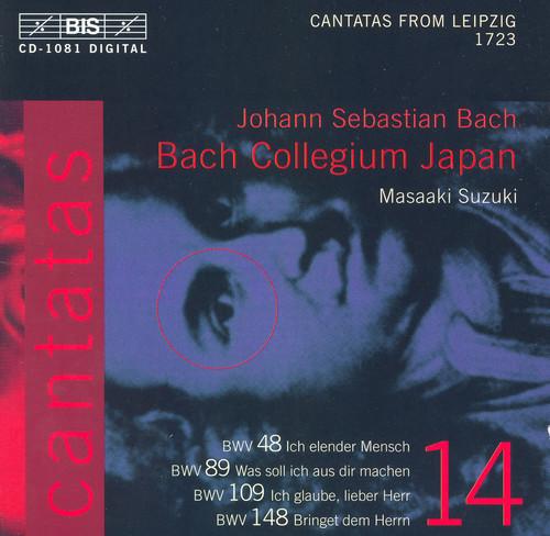 Cantatas 14
