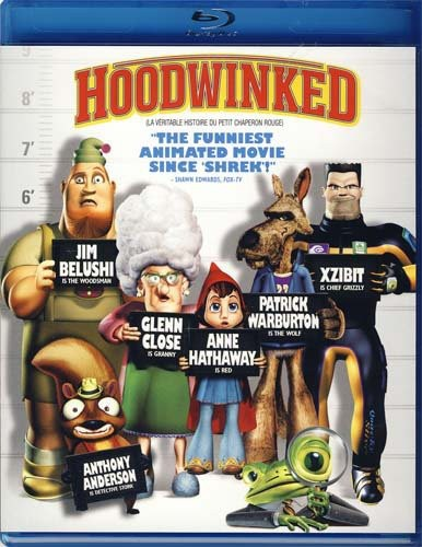 Hoodwinked (2006)