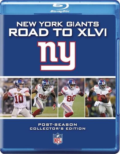 The New York Giants: Road to XLVI