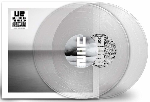 U2 - No Line On The Horizon: 10th Anniversary Remaster [Limited Edition Ultra-Clear 2LP]