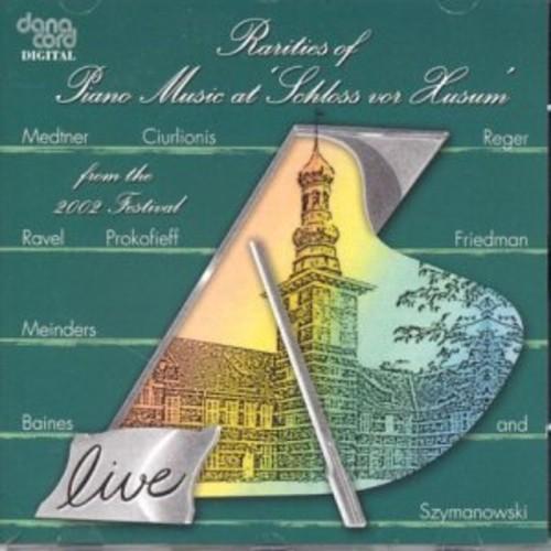 Rarities of Piano Music at Schloss Vor Husum 2002