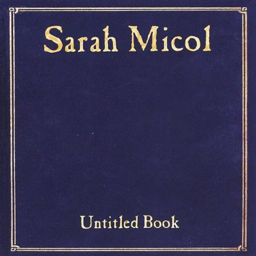 Untitled Book