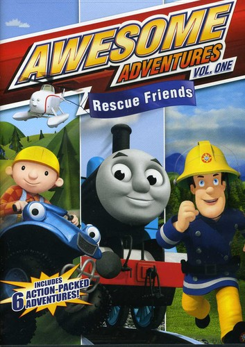 Awesome Adventures: Volume 1: Rescue Friends