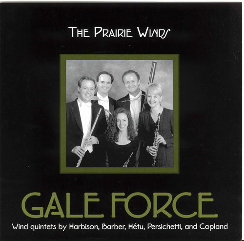 Contemporary Music for Wind Quintet: Prairie Winds