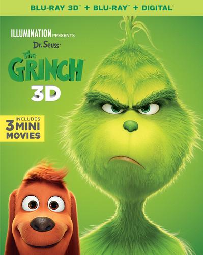 Dr. Seuss' The Grinch - Illumination Presents: Dr. Seuss' The Grinch [3D]