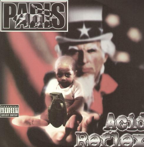 Paris - Acid Reflex [LP]