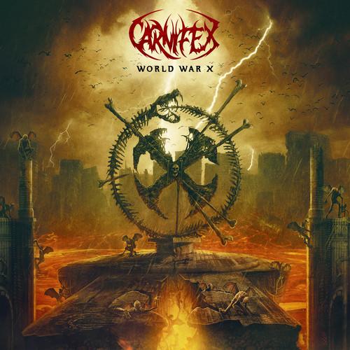 Carnifex - World War X [Gold LP]