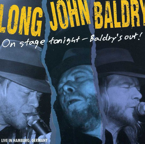 Long Baldry John - On Stage Tonight-Baldry's Out!