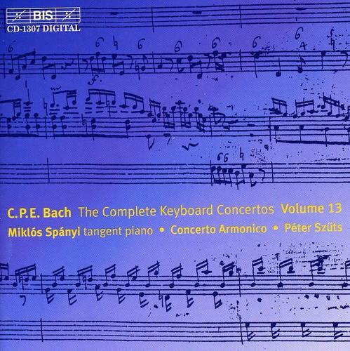 Complete Keyboard Concertos 13