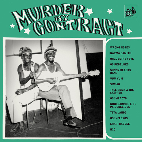 Murder By Contract (Various Artists)