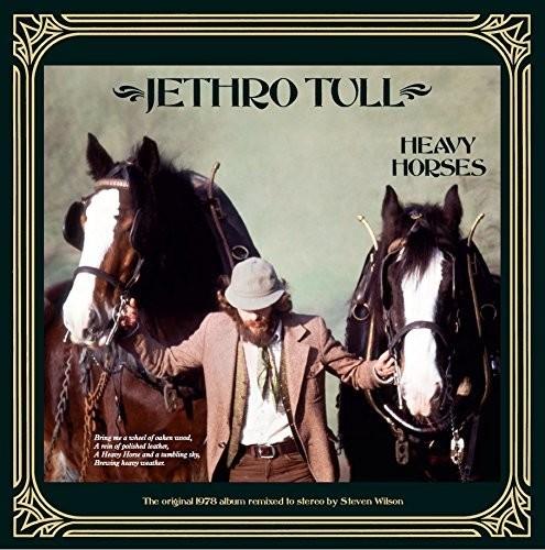 Jethro Tull - Heavy Horses (Steven Wilson Remix) [LP]