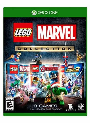 - Lego Marvel Collection