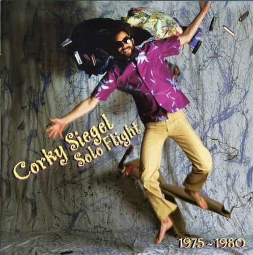 Corky Siegel - 1975-80-Solo Flight