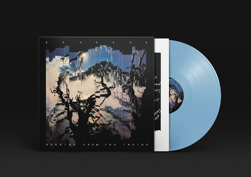 Bauhaus - Burning From The Inside [Import Limited Edition Blue LP]