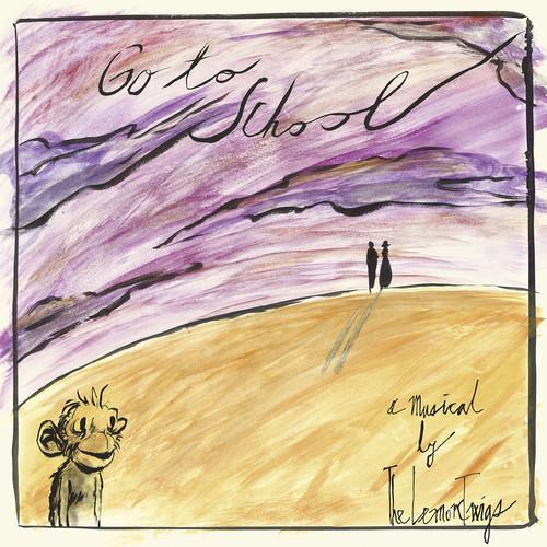 The Lemon Twigs - Go To School [LP]