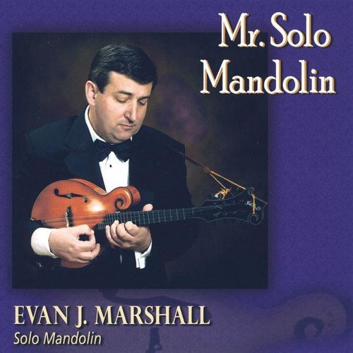 Mr. Solo Mandolin