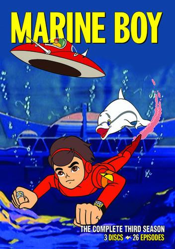Marine Boy: The Complete Third Season