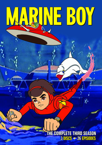 Marine Boy: The Complete Third Season