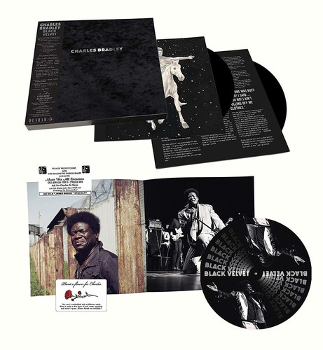 Charles Bradley - Black Velvet [Limited Edition LP Box Set]