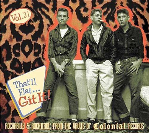 Thatll Flat Git It 31 / Various - That'll Flat Git It 31 / Various