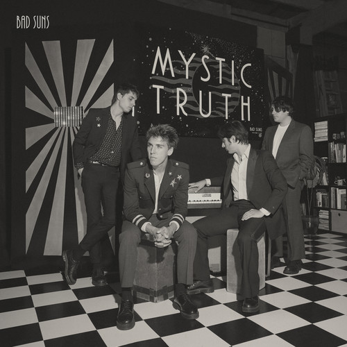 Bad Suns - Mystic Truth [Clear LP]