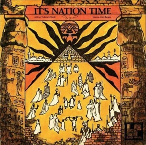 It's Nation Time: African Visionary Music (Various Artists) , Various Artists