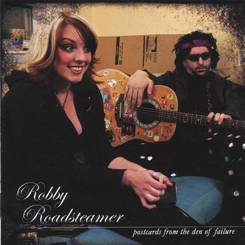 Robby Roadsteamer - Postcards From