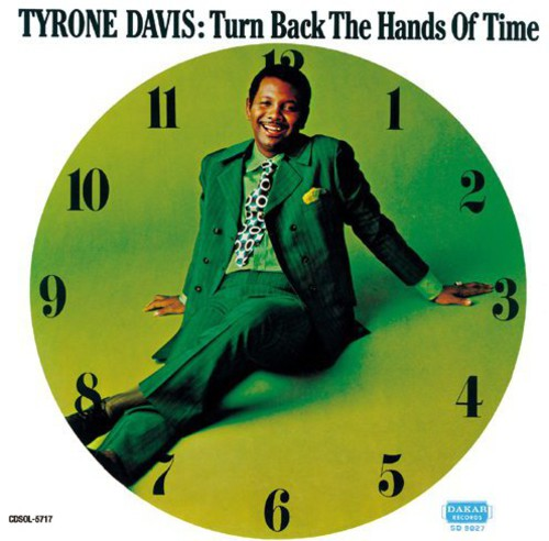 Turn Back the Hands of Time [Import]