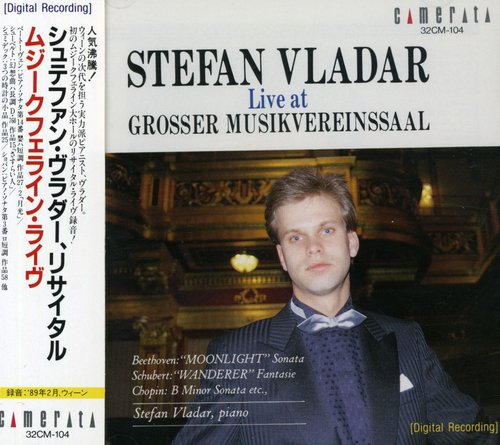 Live at Grosser Musikvereinssal