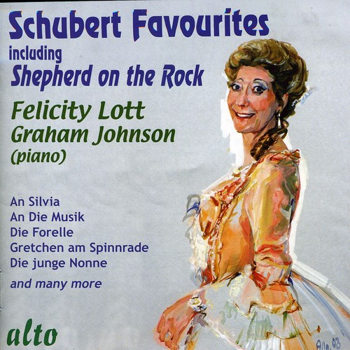 Favourite Songs /  Shepherd on the Rock