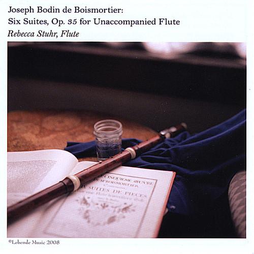 Joseph Bodin de Boismortier: Six Suites