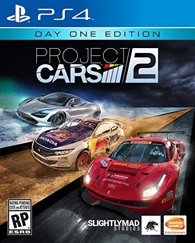 Project Cars 2 - Day One Edition for PlayStation 4