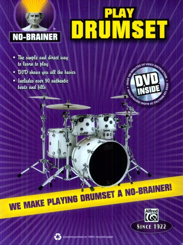 No Brainer Play Drumset