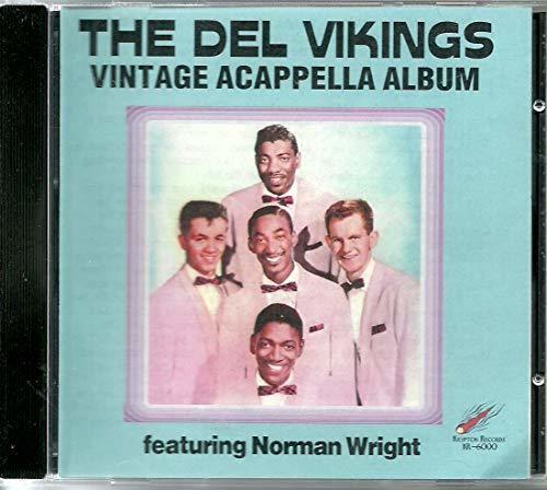 The Del-Vikings - Vintage Acapella Album - 17 Cuts
