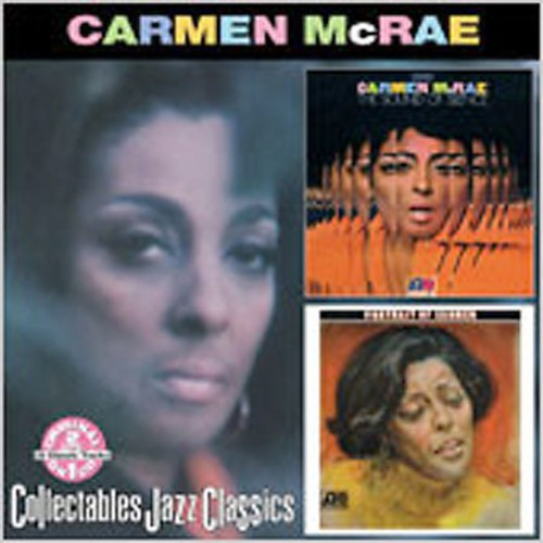 Carmen Mcrae - Sound Of Silence/Portrait Of C