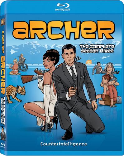 Archer: The Complete Season Three