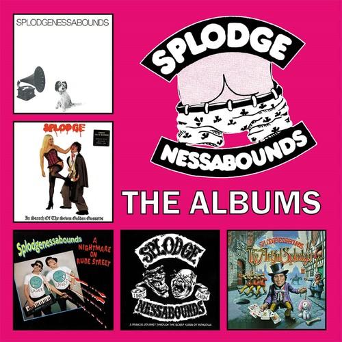 Splodgenessabounds - Albums
