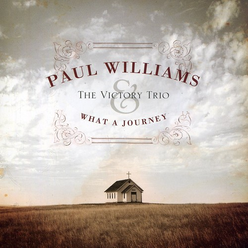 Paul Williams - What a Journey
