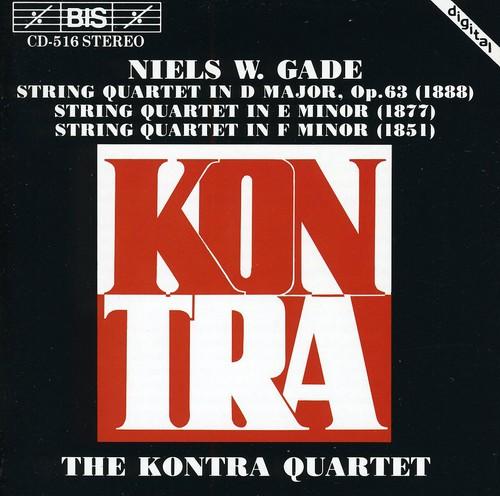 String Quartets in D Opus 63