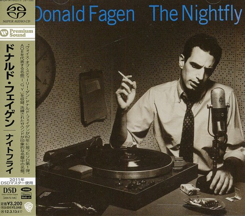 Donald Fagen - Nightfly: SACD Hybrid