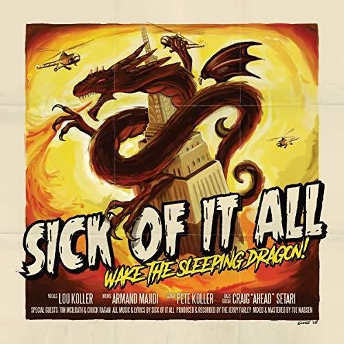 Sick Of It All - Wake The Sleeping Dragon! [Import]